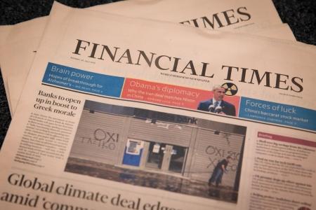 Financal Times: Türkiye IMF'ye gitmek zorunda
