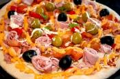 Pizza 7 Ton Balıklı Pizza