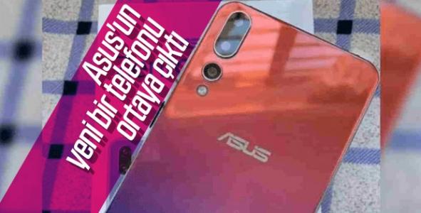 Asus'un Zenfone 6 serisine ait yeni bir telefonu ortaya çıktı