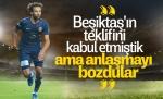Ali Şafak Öztürk: Nazım konusunda Beşiktaş ile anlaşmıştık