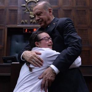 Cumhurbaşkanı Erdoğan'dan Down Sendromu Farkındalık Günü mesajı