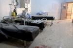 Esad ve İran destekli teröristler İdlip'te hastaneye saldırdı